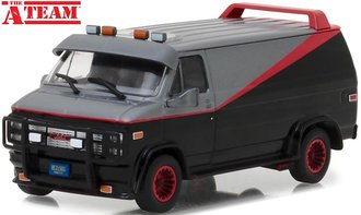 1:43 The A-Team (1983-87 TV Series) - 1983 GMC Vandura