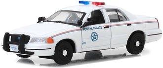 """1:43 2010 Ford CV Police Interceptor """"United States Postal Service (USPS)"""""""