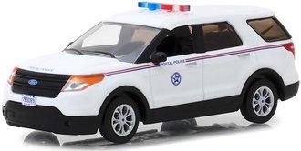 """1:43 2014 Ford Explorer """"United States Postal Service (USPS) Postal Police"""""""