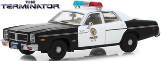 1:43 The Terminator (1984) - 1977 Dodge Monaco Metropolitan Police