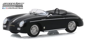 1:43 Steve McQueen Collection (1930-80) - 1958 Porsche 356 Speedster Super (Restored)