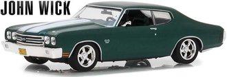 1:43 John Wick (2014) - 1970 Chevrolet Chevelle SS 396