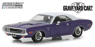 1:43 Graveyard Carz (2012-Current TV Series) - 1970 Dodge Challenger R/T