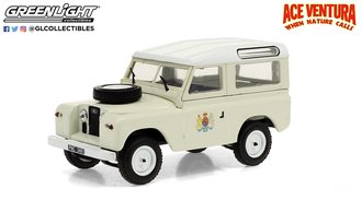 "1:43 Ace Ventura: When Nature Calls (1995) - 1961 Land-Rover 88"" Series IIa Station Wagon"