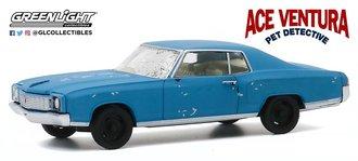 1:43 Ace Ventura: Pet Detective (1994) - 1972 Chevrolet Monte Carlo