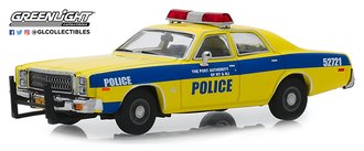 "1:43 1977 Plymouth Fury ""Port Authority of New York & New Jersey Police"""