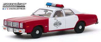 "1:43 1977 Dodge Monaco ""Finchburg County Sheriff"""