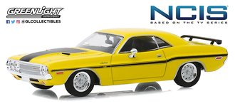 1:43 NCIS (2003-Current TV Series) - 1970 Dodge Challenger R/T
