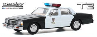 1:43 Terminator 2: Judgment Day (1991) - 1987 Chevrolet Caprice Metropolitan Police
