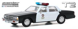 1:43 Terminator 2: Judgment Day (1991) - 1987 Chevrolet Caprice Metropolitan Police