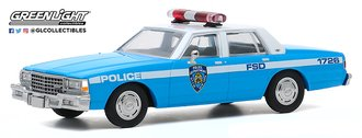 "1:43 1990 Chevrolet Caprice ""New York City Police Dept (NYPD)"""
