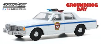 1:43 Groundhog Day (1993) - 1980 Chevrolet Caprice Police
