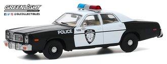 "1:43 1977 Dodge Monaco ""Police Department City of Roseville"""