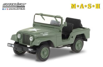 1:43 M*A*S*H (1972-83 TV Series) - 1952 Willys M38 A1