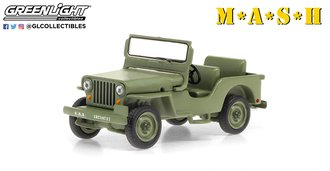 1:43 M*A*S*H (1972-83 TV Series) - 1950 Willys M38