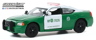 """1:43 2008 Dodge Charger Police """"Carabineros de Chile"""""""