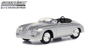 1:43 1958 Porsche 356 Speedster Super (Silver Metallic)