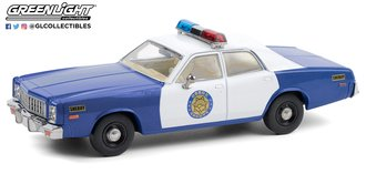 """1:43 1975 Plymouth Fury """"Osage County Sheriff"""""""