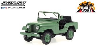1:43 Charlie's Angels (1976-1981 TV Series) - 1952 Willys M38 A1