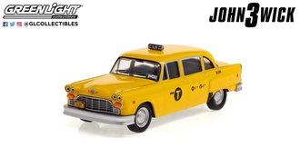 1:43 John Wick: Chapter 3 - Parabellum (2019) - 1974 Checker Motors Marathon A11 N.Y.C. Taxi #5L89