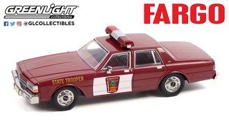 1:43 Fargo (1996) - 1987 Chevrolet Caprice - Minnesota State Trooper