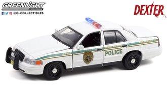 1:43 Dexter (2006-13 TV Series) - 2001 Ford CV Police Interceptor - Miami Metro Police Departmen