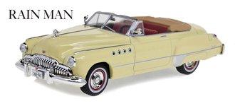 1:43 Rain Man (1988) - Charlie Babbitt's 1949 Buick Roadmaster Convertible
