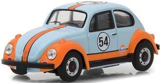 "1:43 Running on Empty Series 1 - 1966 Volkswagen Beetle Racer ""Gulf Oil"""