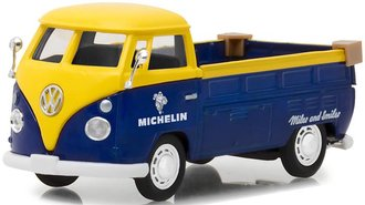 "1:43 Running on Empty Series 1 - Volkswagen Type 2 (T1) Pickup ""Michelin Tires"""
