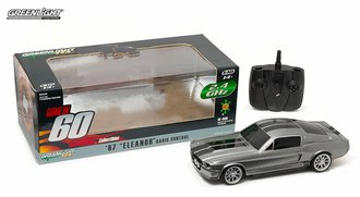 "1:18 Gone in 60 Seconds (2000) - 1967 Ford Mustang ""Eleanor"" (Remote Control)"