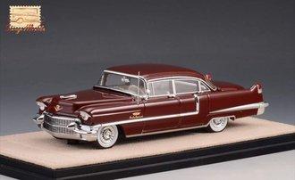 1:43 1956 Cadillac Fleetwood Sixty Special (Maroon)