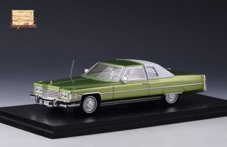 1974 Cadillac Coupe Deville (Persian Lime)