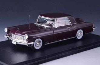 1956 Lincoln Continental Mark II Hardtop (Maroon)