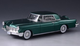 1956 Lincoln Continental Mark II (Green)