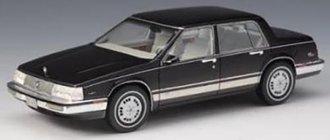 1:43 1986 Buick Electra Park Avenue (Black)