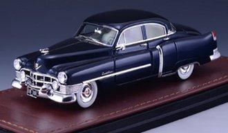 1951 Cadillac Series 61 Sedan (Blue Metallic)