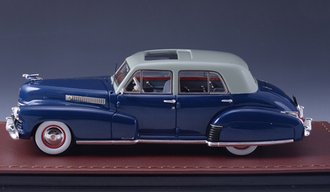 1941 Cadillac Series 60 Special (Blue)