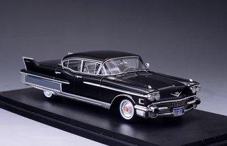 1958 Cadillac Fleetwood 60 Special (Black)