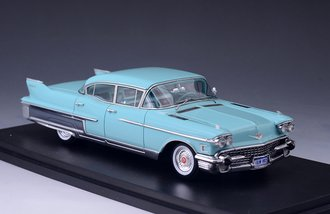 1958 Cadillac Fleetwood 60 Special (Turquoise)
