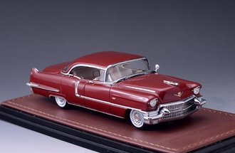 1956 Cadillac Sedan Deville (Chantilly Maroon)