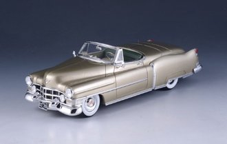 1952 Cadillac Series 62 Roadster (Gold)