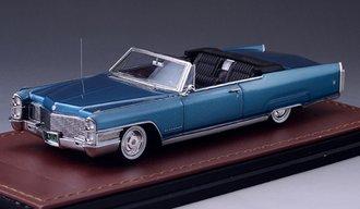 1965 Cadillac Eldorado Convertible Open Roof (Peacock Firemist)
