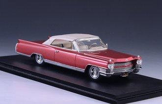 1964 Cadillac Eldorado Convertible Closed Top (Light Red Metallic)