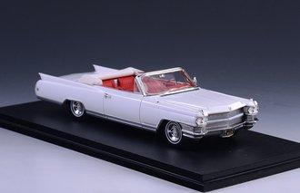 1964 Cadillac Eldorado Convertible Open Top (Aspen White)