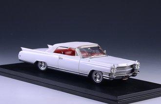 1964 Cadillac Eldorado Convertible Closed Top (Aspen White)