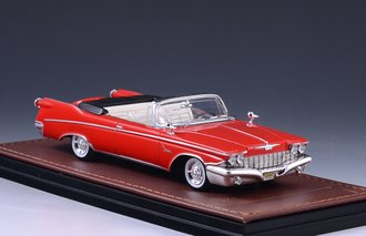 1960 Imperial Crown Convertible Open Top (Red)