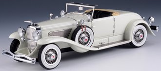 1:43 1929 Duesenberg J 142-2165 Convertible Coupe SWB Murphyok