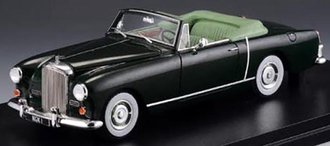 1:43 1956 Bentley S1 Drophead Coupe Graber (Open Roof)