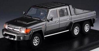Toyota Landcruiser FJ79 MTD 6x6 (Gray Metallic)
