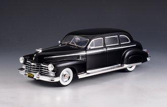 1:43 1947 Cadillac Series 75 Fleetwood Limousine (Black)